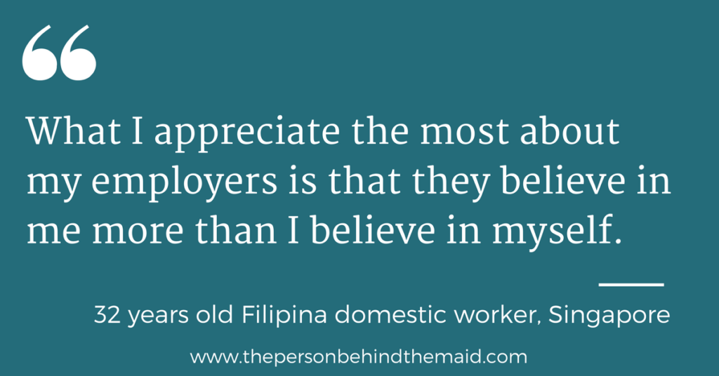 Domestic worker quote