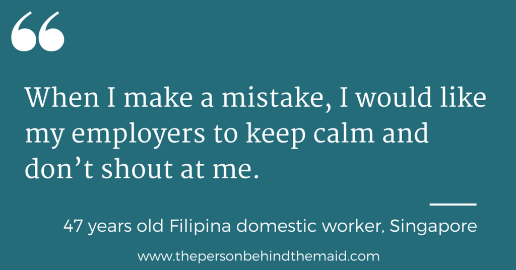 Quote coming from the story a hardworking and responsible person